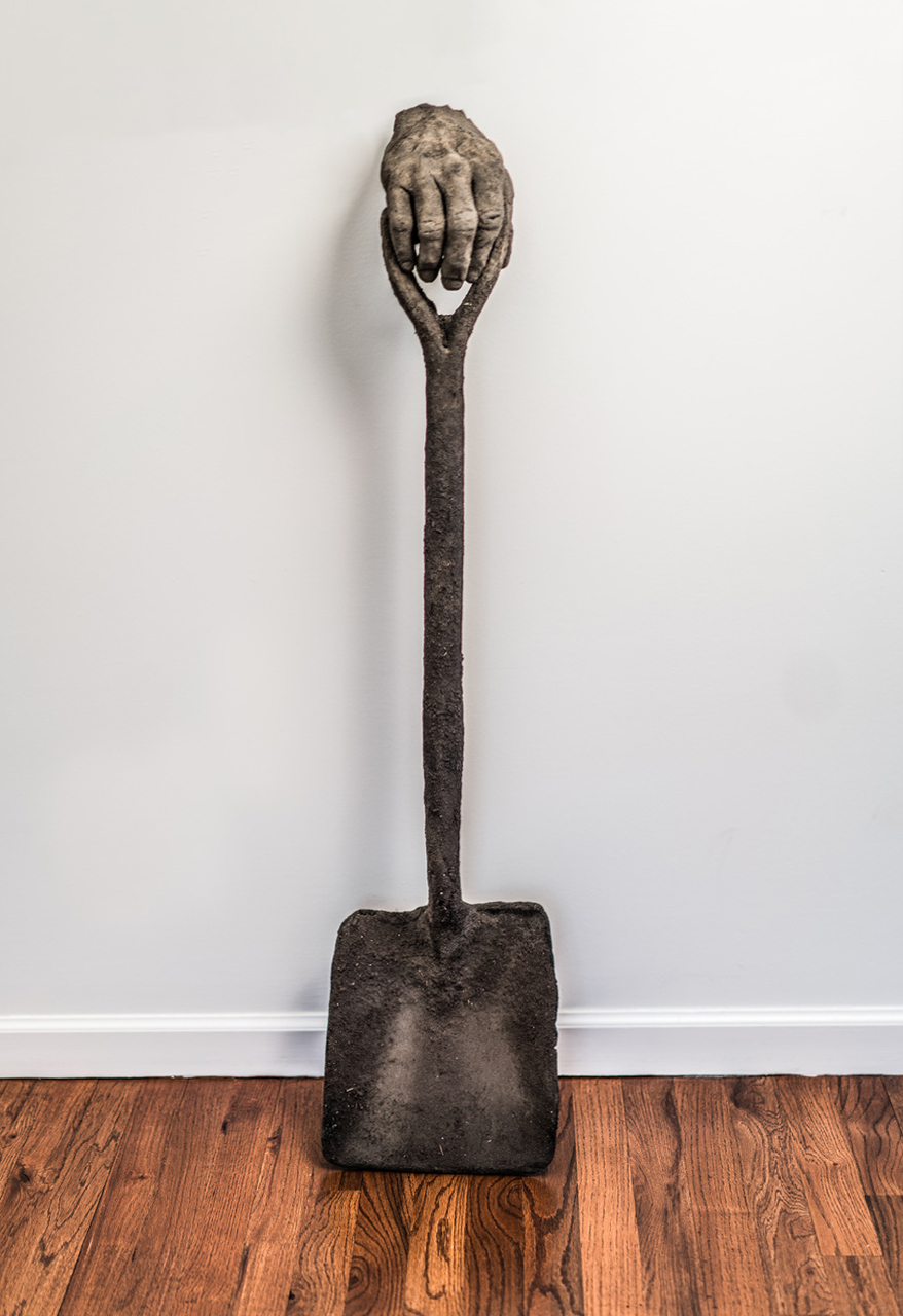 Shovel, 2018.