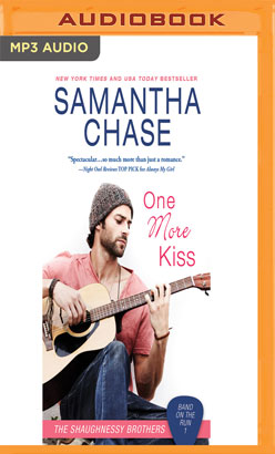 Samantha Chase Audio One More Kiss.jpg