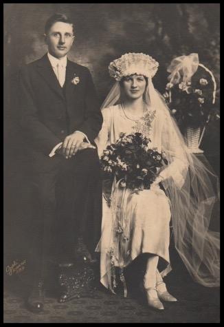 Alvina and Carl Heine