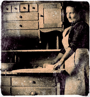 """Mary Mallon, who became known as """"Typhoid Mary"""""""