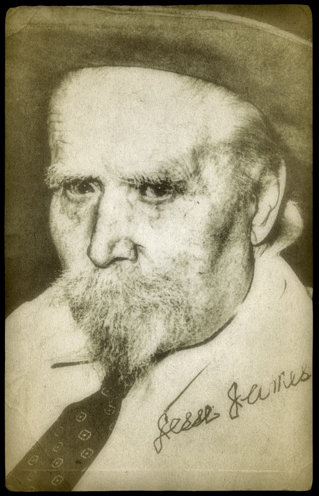 J. Frank Dalton -- the man who claimed to be Jesse James