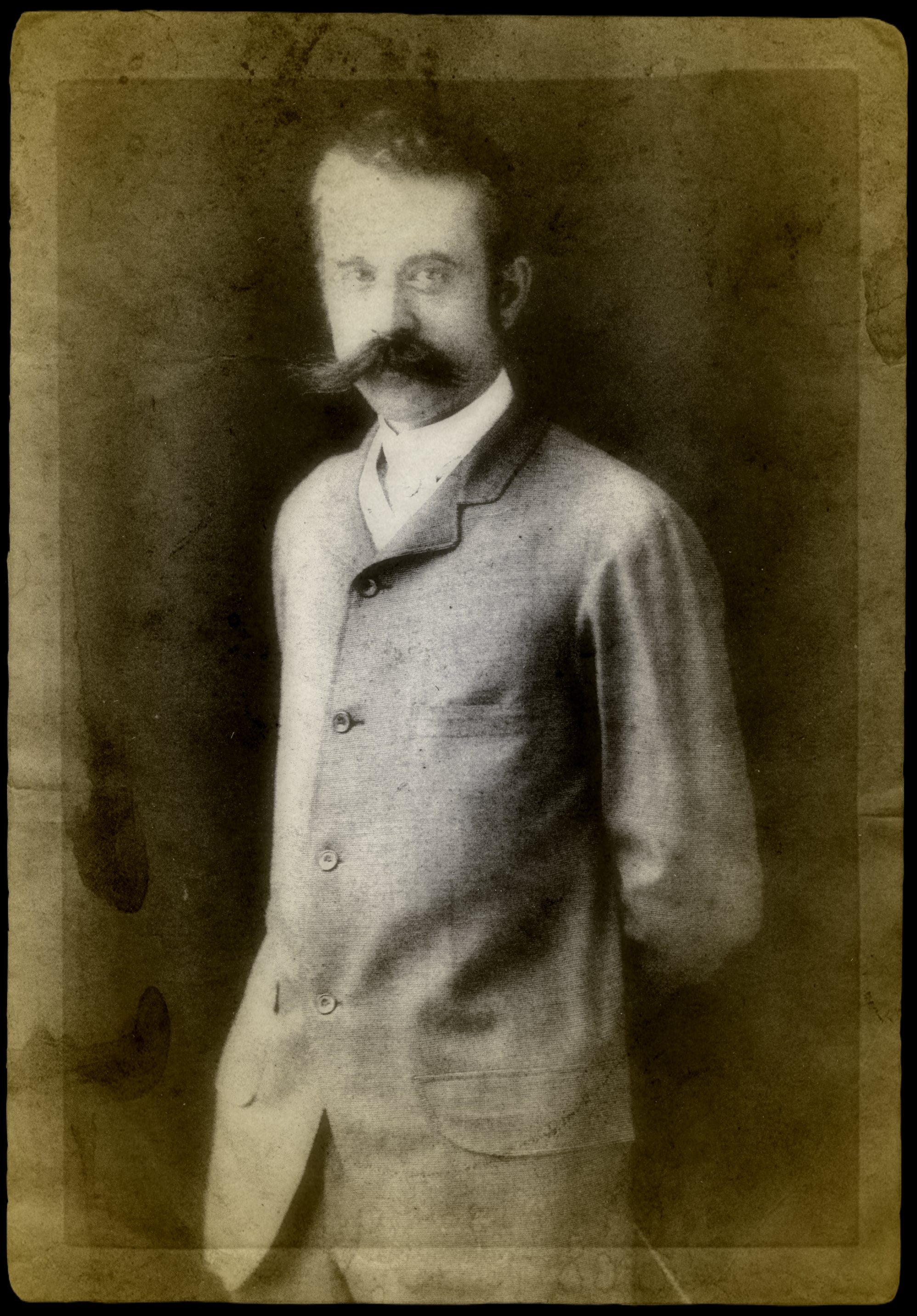 Famed architect Stanford White
