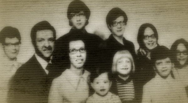 Leonard, his wife, Alma, and their eight children. They were all murdered in less than five minutes.