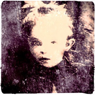 The only known photograph of Elsie Paroubek