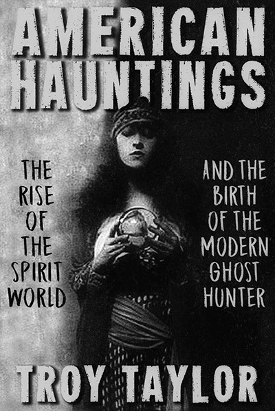 The full story of the Eddy farm can be found in my book,   AMERICAN HAUNTINGS  .