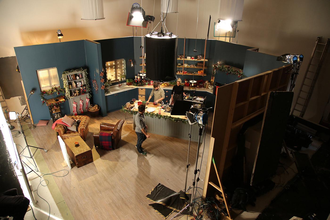 Studio One - Kitchen Set