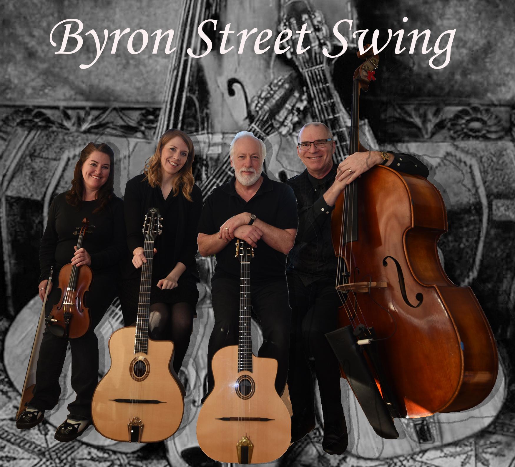 Byron Street Swing