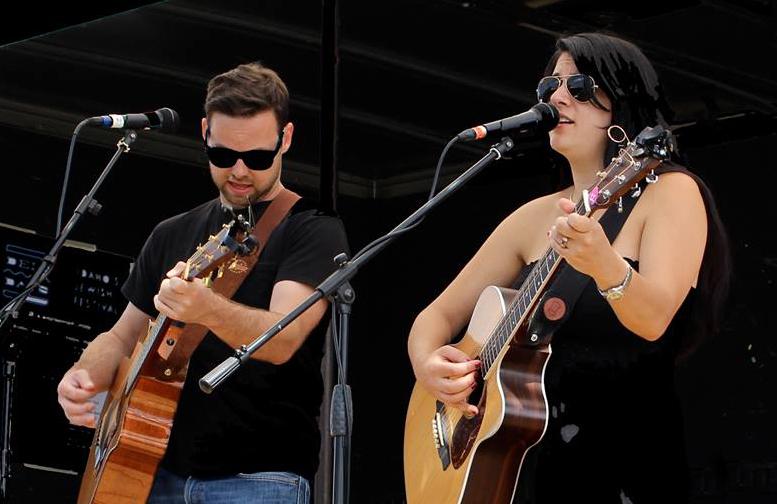 Chava Mirel and Josh Neihaus