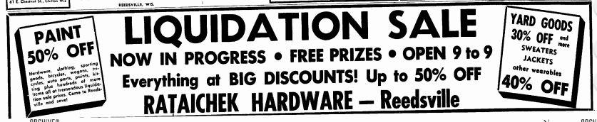 1965 Advertisement