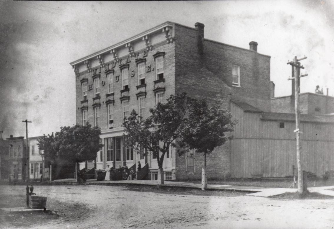 Windiate House, 1880