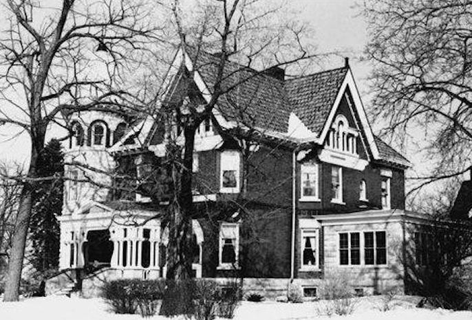 535 N. 6th Street, Manitowoc; circa 1965