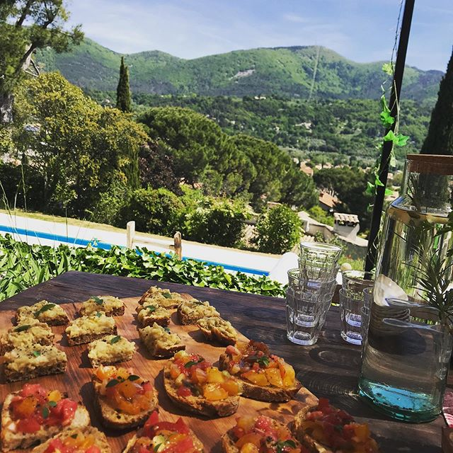 Food made with love @laureinprovence