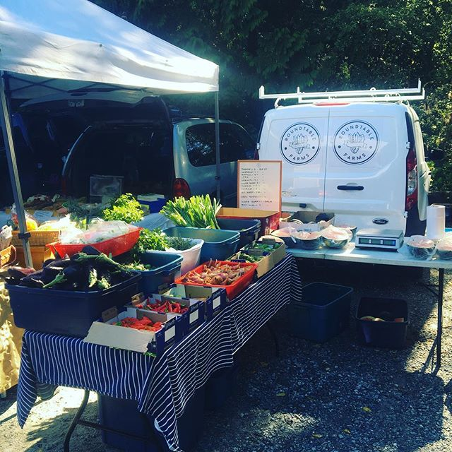 Roberts Creek Farmers Market