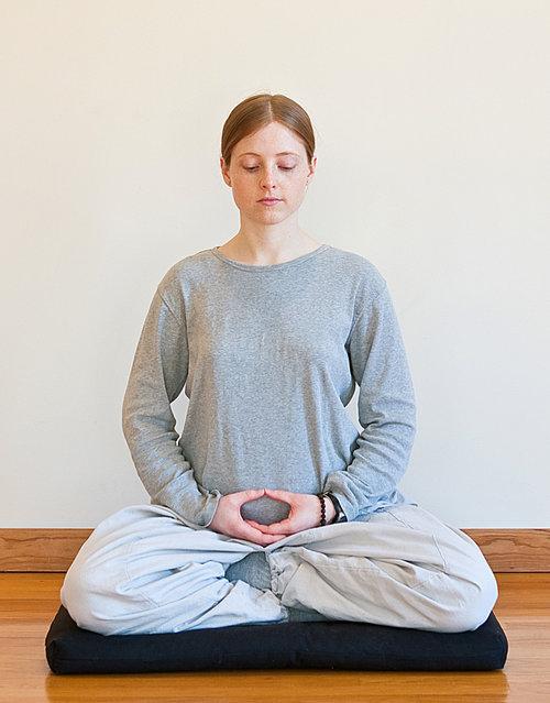 Burmese Posture, Variation