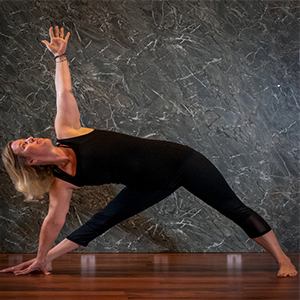 Andie   Yoga Instructor & Reiki Master  Specialty Certifications: Yoga Wheel & Yoga Wall.
