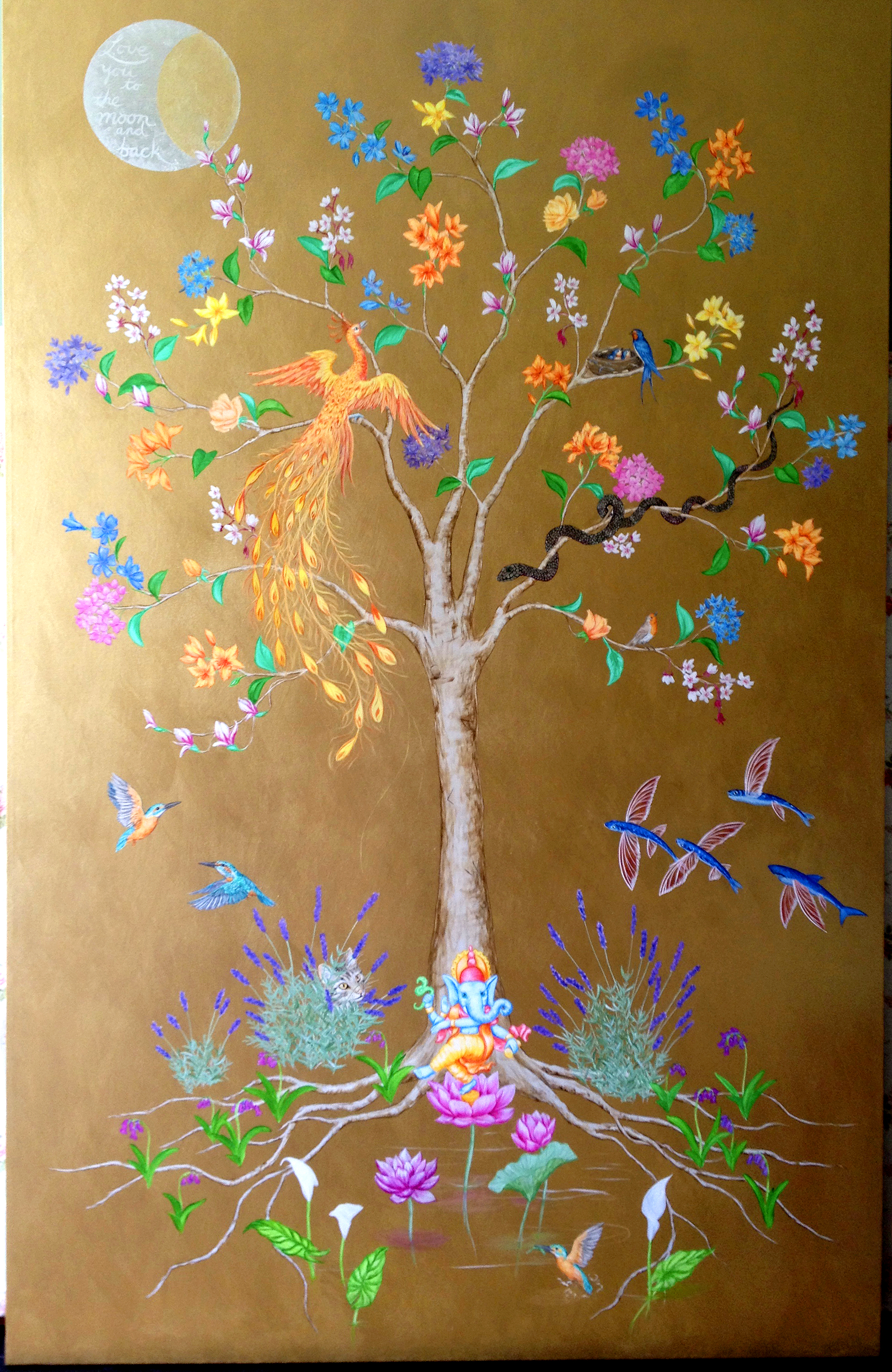 frederick wimsett - tree of life - murals-artistic-design- other projects