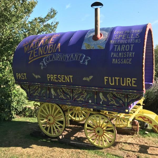 Madame Zenobia's Gypsy Caravan
