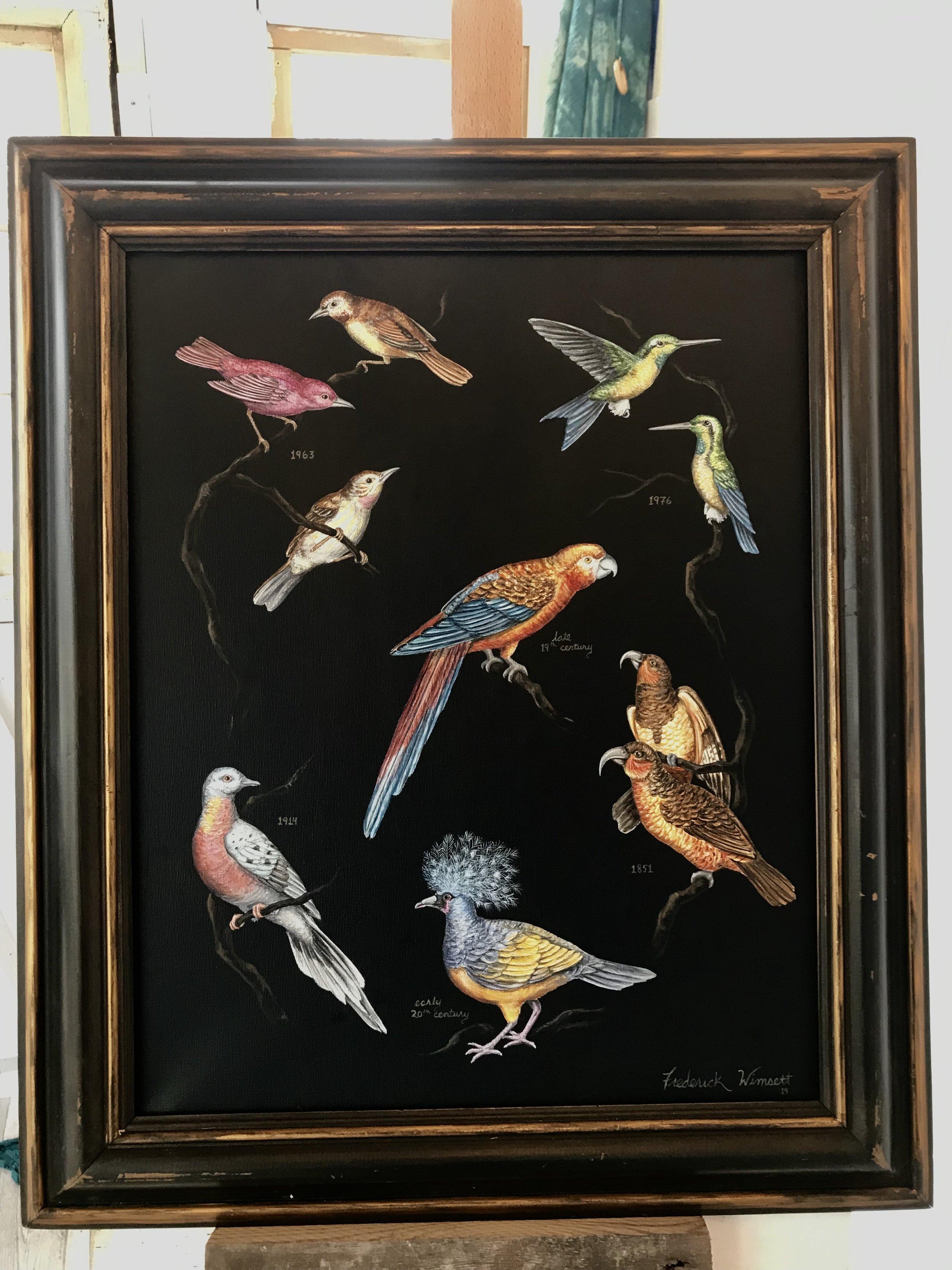 Pretty Birds, F-ing Dead