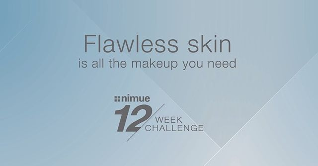 We are in week 6. The products and treatments are refreshing 🙌🏽 Skin is looking great! @nimueskininternational @jacarandafm #Ad