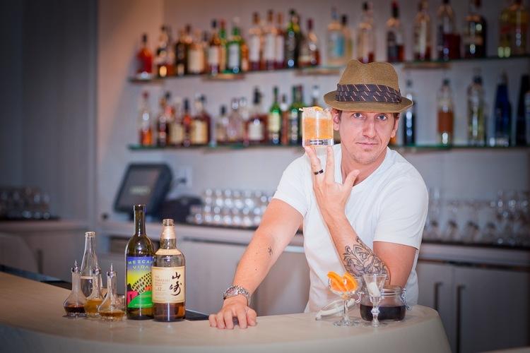 Tobin Ellis, Bar Magic