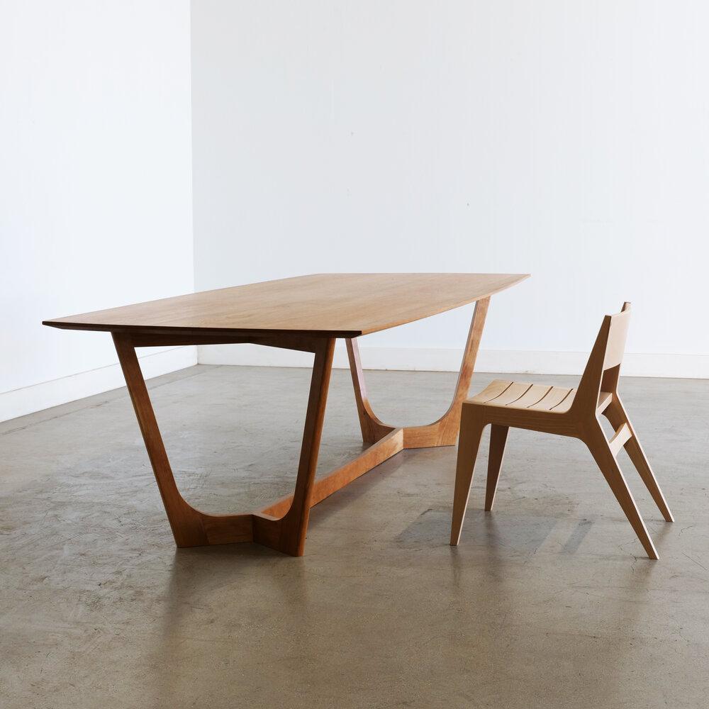 Longview Table Chair Plans Templates Bundle Foureyes Furniture