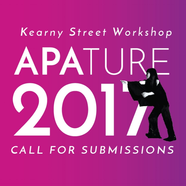 APAture Call For Submissions