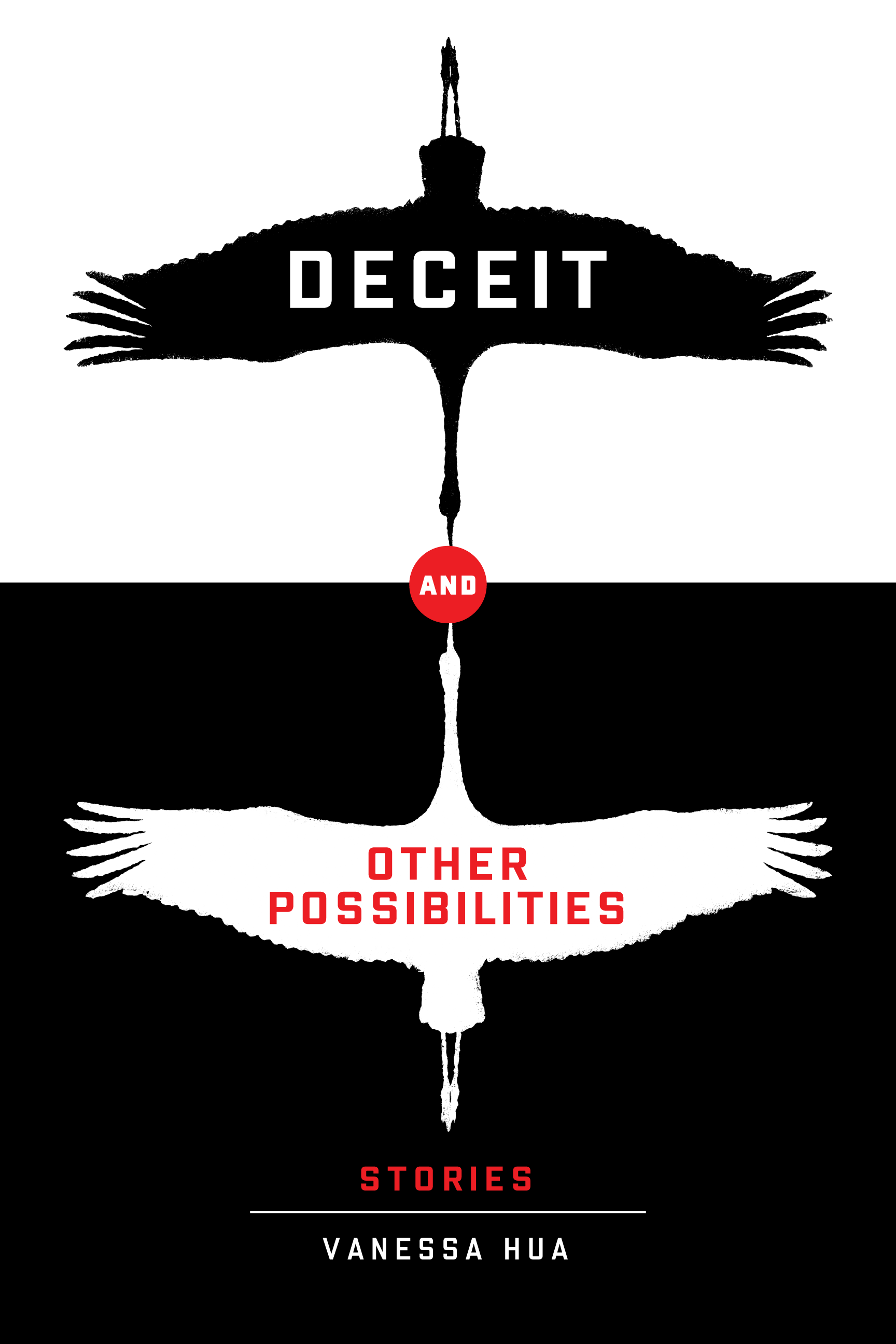 Check out Vanessa's short story collection,   DECEIT AND OTHER POSSIBILITIES