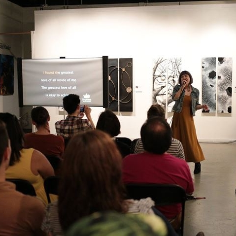 3/30/18 Kundiman, AALR, Smithsonian APAC, Kaya Press, and KSW Present Literaoke at AAAS