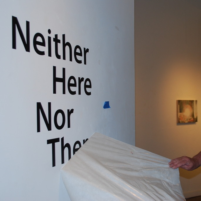 8/4/11 Neither Here Nor There: Juried Exhibition with ArtSpan