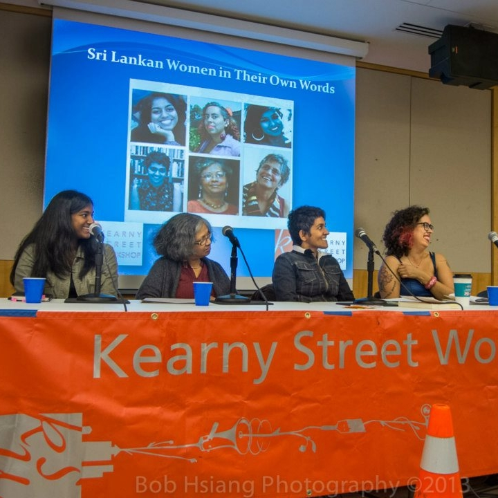 3/27/13 In Our Own Words: Sri Lankan Women Writers in Conversation