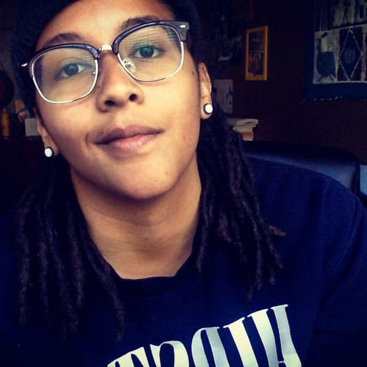 michal mj jones   michal is black queer, and non-binary writer, activist, educator, and first-time parent living in Oakland, CA.their work has been featured at  Foglifter Press , Everyday Feminism , Black Girl Dangerous , and  Wear Your Voice Magazine .