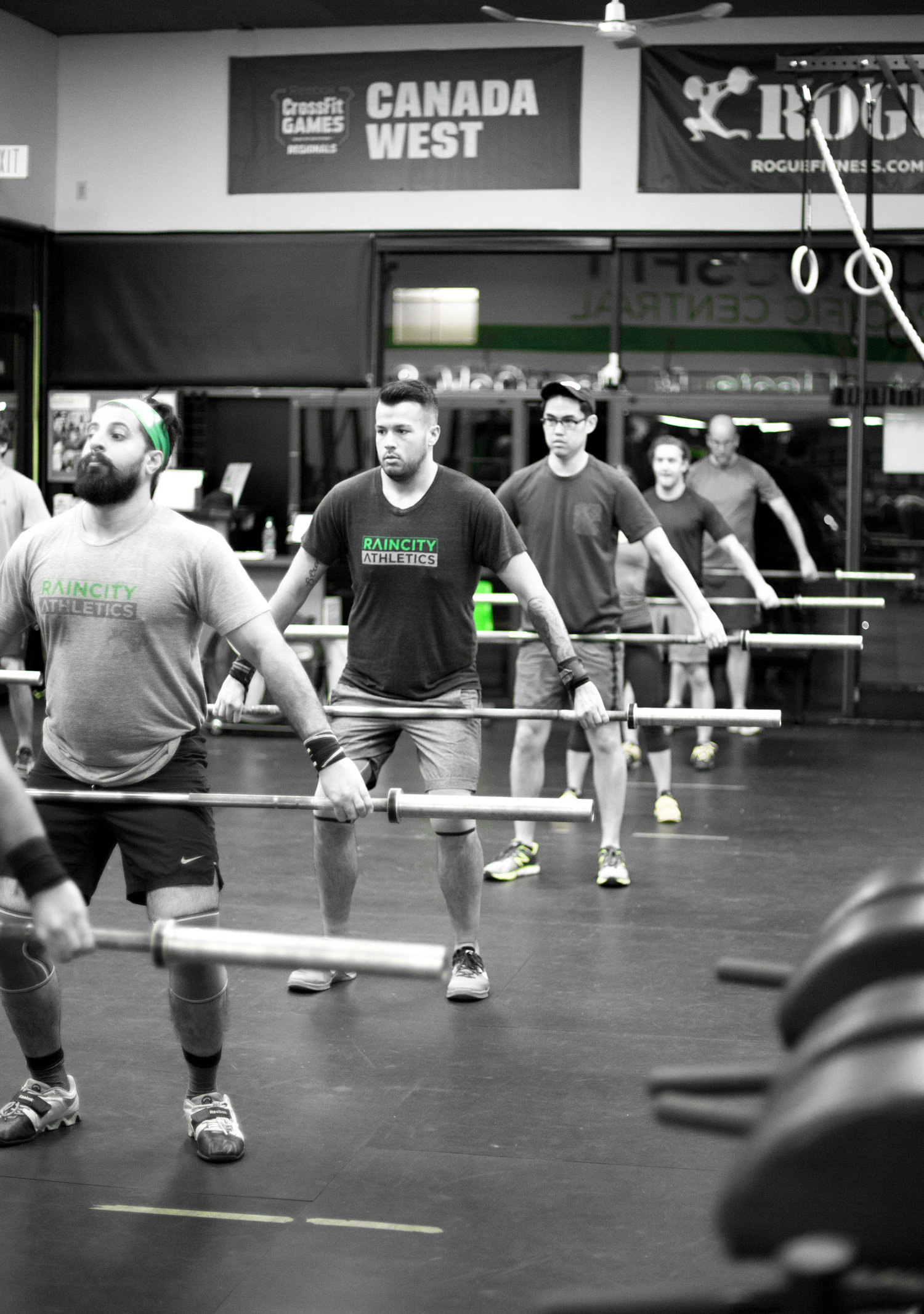 Raincity Athletics and CrossFit Pacific Central in Vancouver, BC