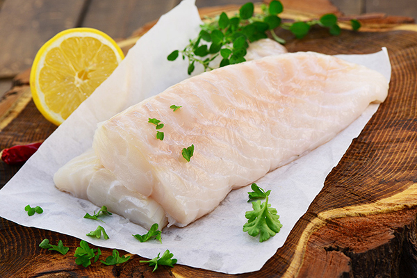 GREYCOD FILLETS Smaller than a ling cod and softer in texture. Greycod is a lean flaky-white meat fish with a mild and sweet-flavored taste.