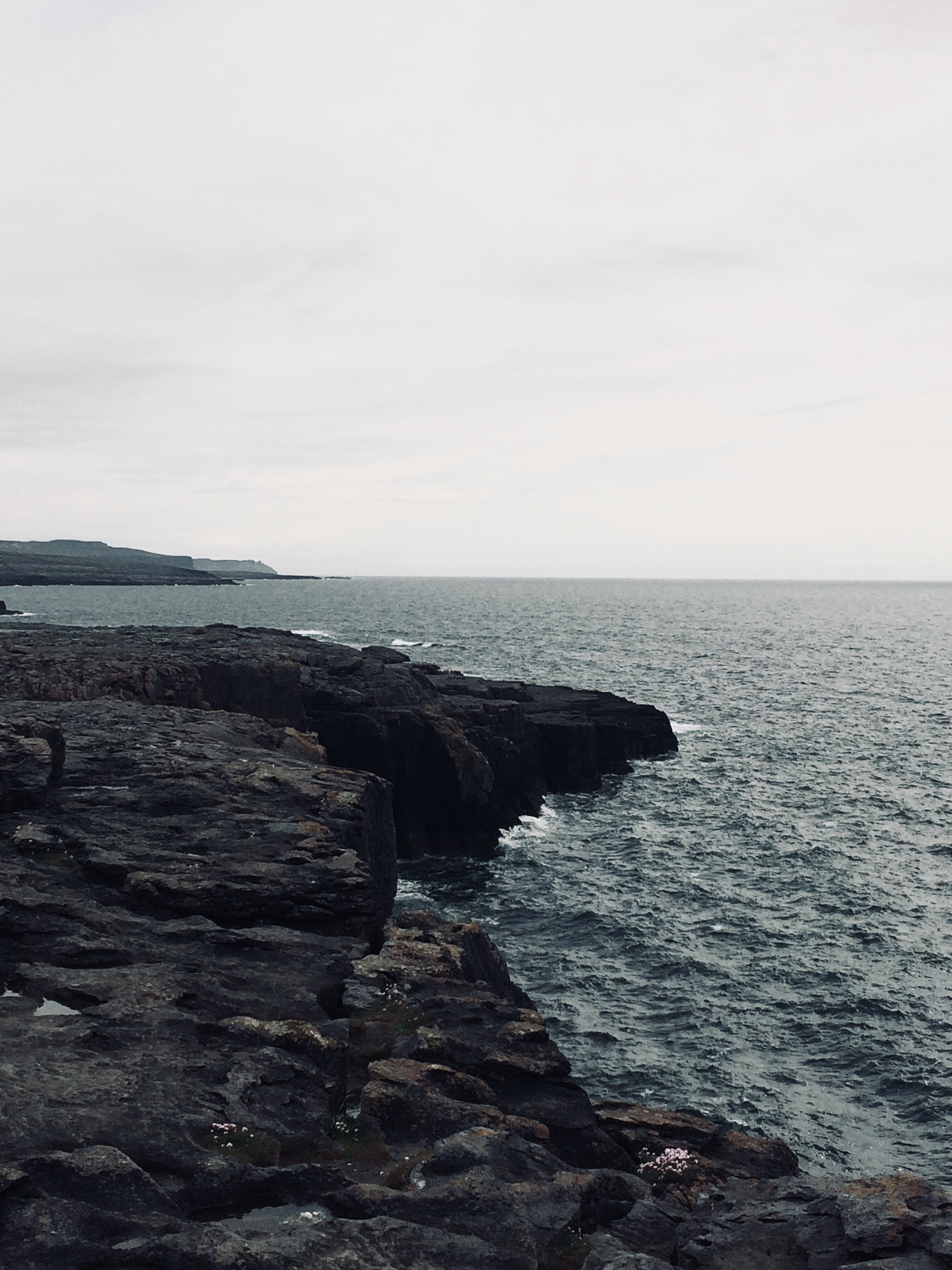 Fanora, Ireland... on the drive back from the Cliffs of Moher