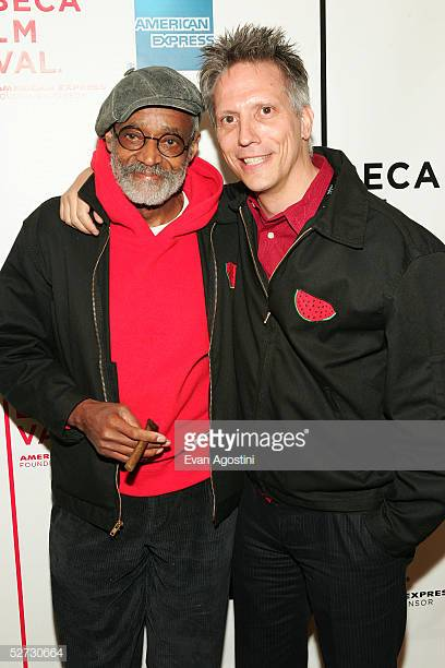 Joe Angio (with Mevlin Van Peebles!)