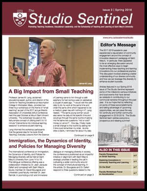 Issue 3: Spring 2018