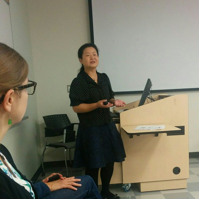 Visiting Scholar Panel