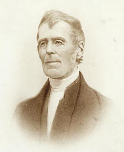 Thomas McCulloch, first Principal of Dalhousie College, 1838 (Dalhousie, 2018).