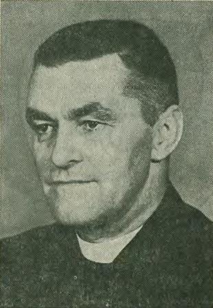 Daniel Fogarty, Dean of Education,  Saint Mary's University, 1957-1965 (SMU Journal, 1957)