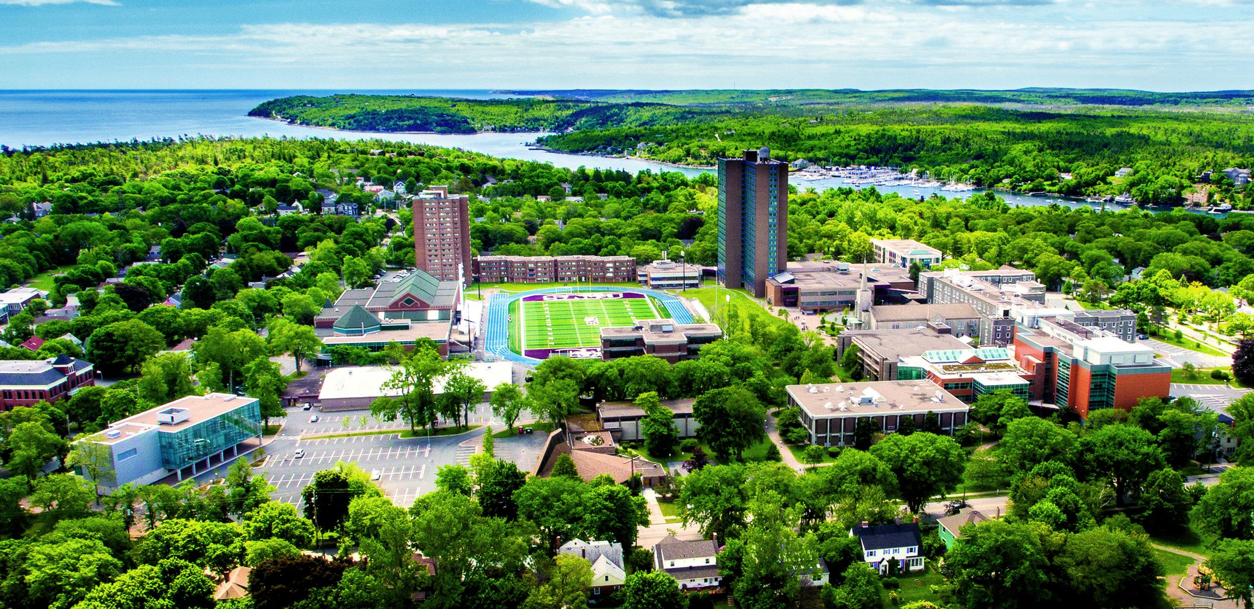 SMU Aerial Photo