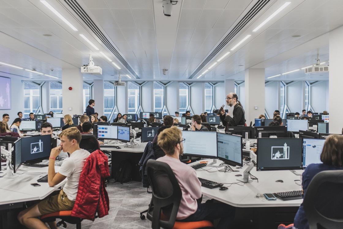 Collaborative Teaching Laboratory - University of Birmingham, Birmingham, UK