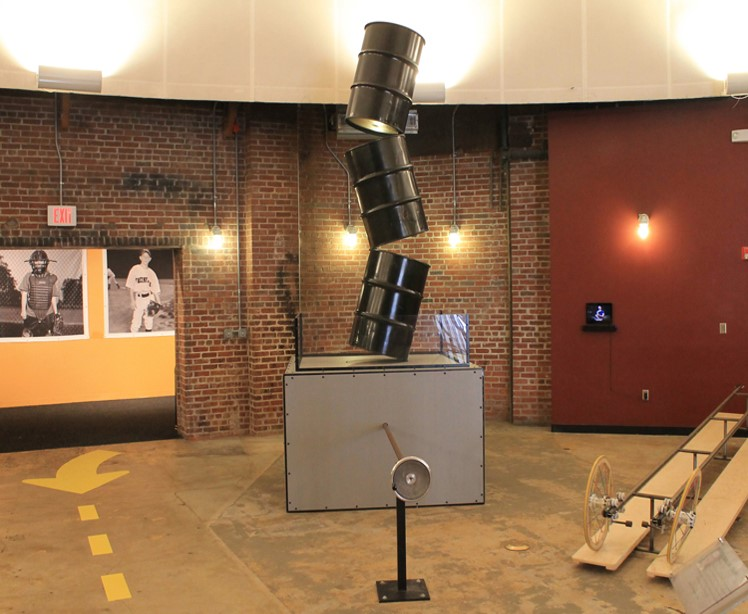 Barrels!,   Will Schlough , 2012.