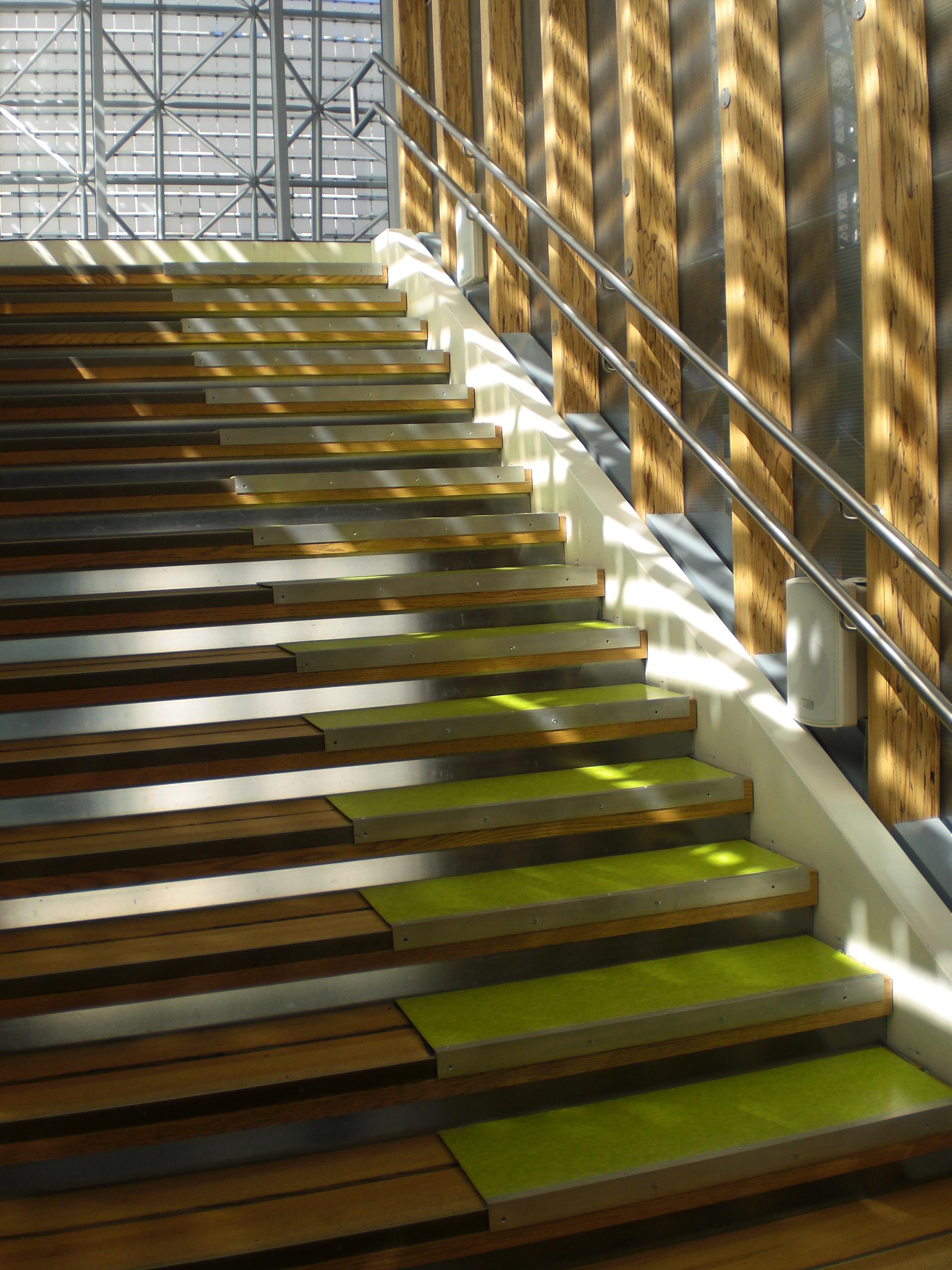 Temperamental Stairs,   Agnes Bolt  &  Arthur Jones , 2010.