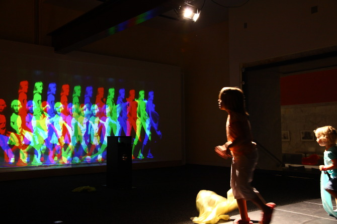 Motion Machine,   Amanda Long , 2010.