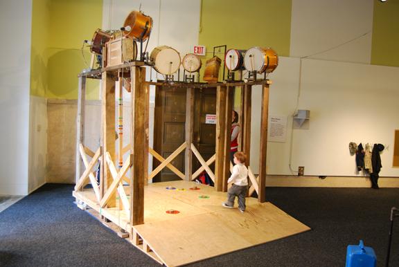 Drum Machine,   Matt Barton , 2007.