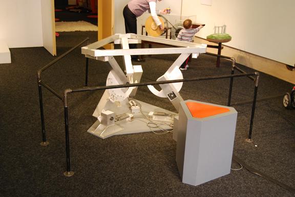 Floating Platform ,  Greg Witt , 2007.