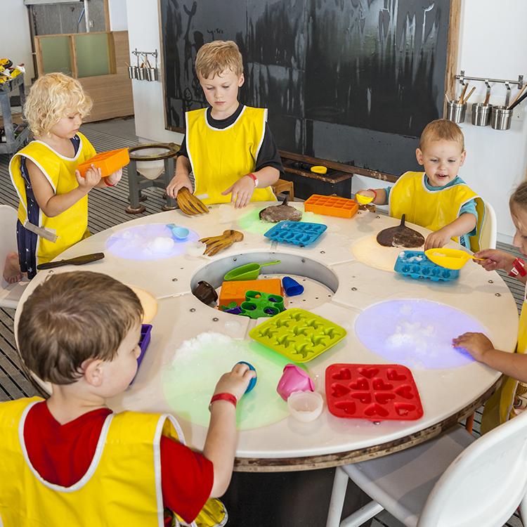 slushy table -