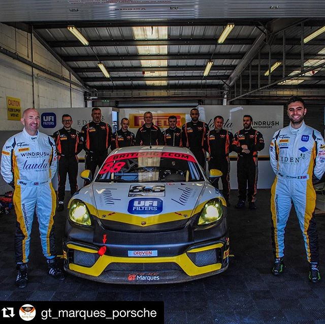 It's another Race Week build up, Team GT Marques ready for Donington Park this weekend for the @british_gt 👌🏼🏁 ——————————————- #teamworkmakesthedreamwork #Porsche #GT4 #Clubsport #Cayman ——————————————— 📸 @p.s.media6