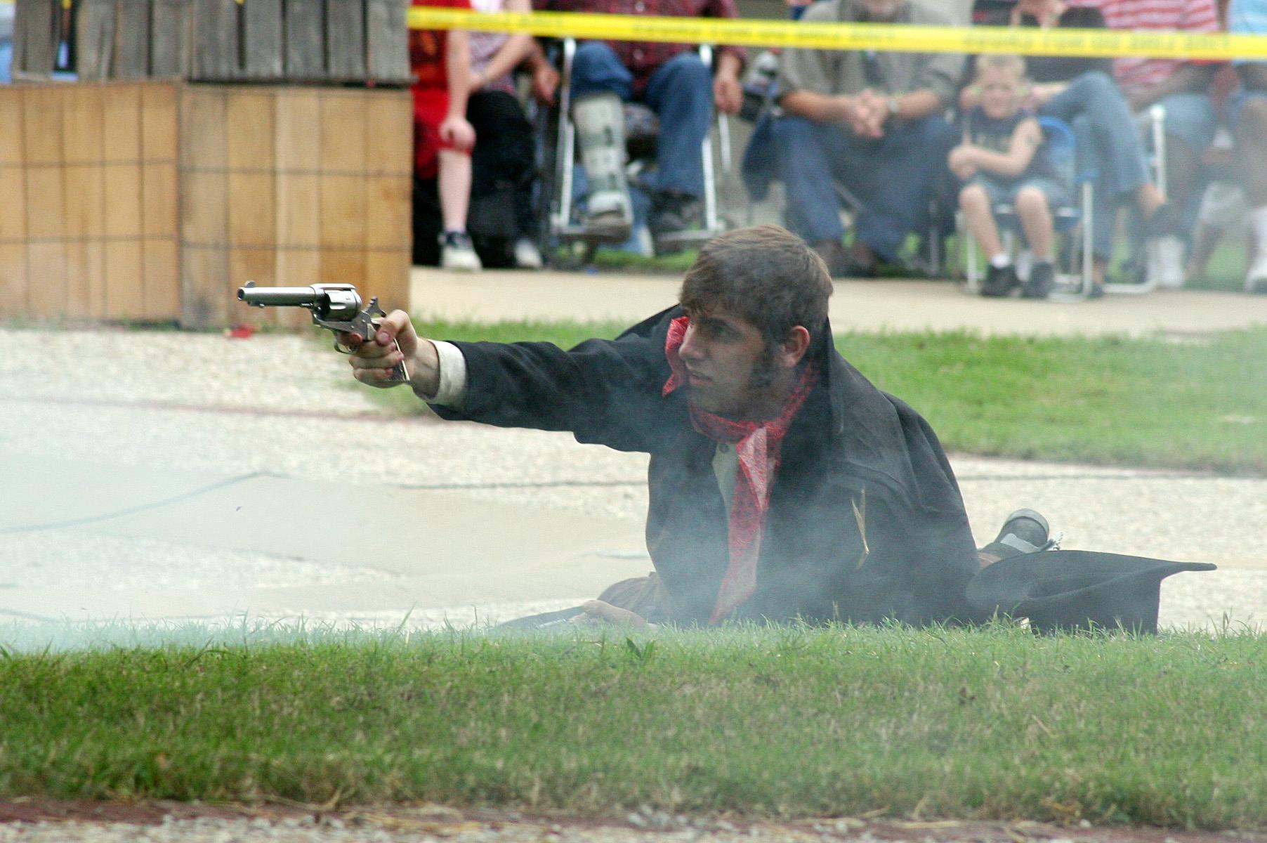 DALTON DEFENDERS DAYS, Coffeyville, Kansas