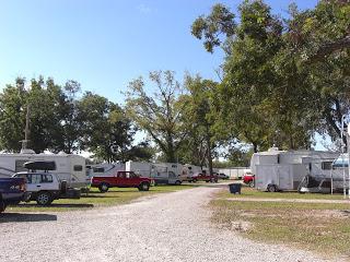 Walter Johnson Park RV Coffeyville